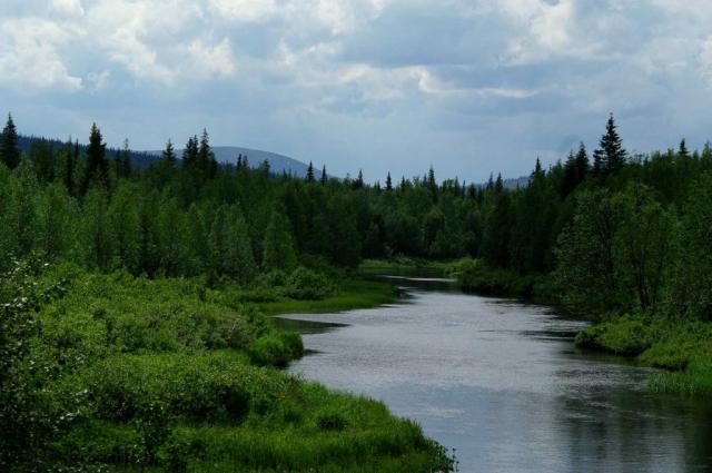 Aakenus river