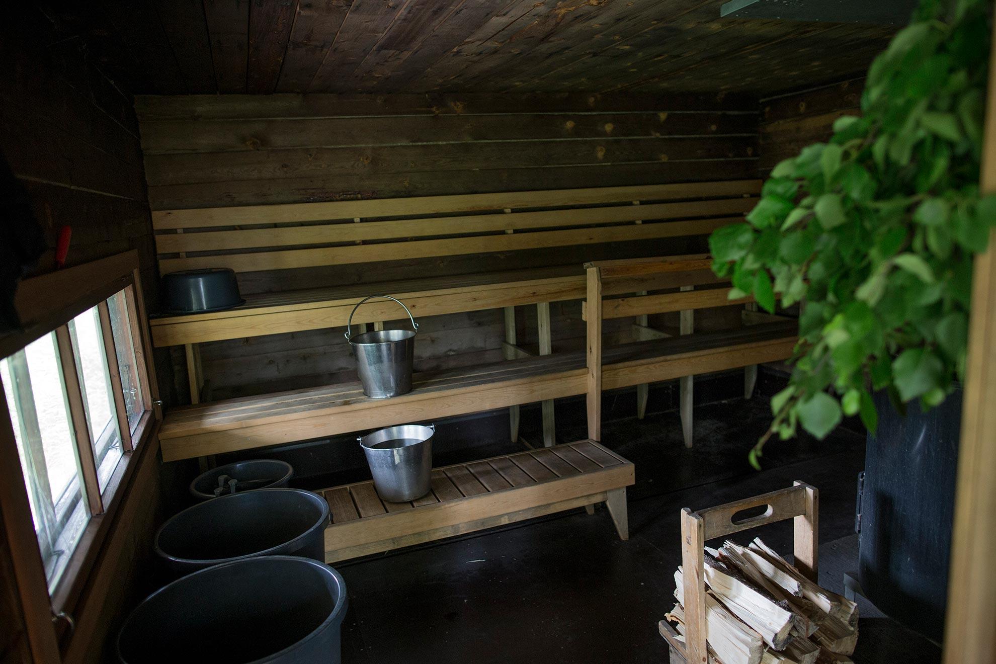 Sauna – Totovaara